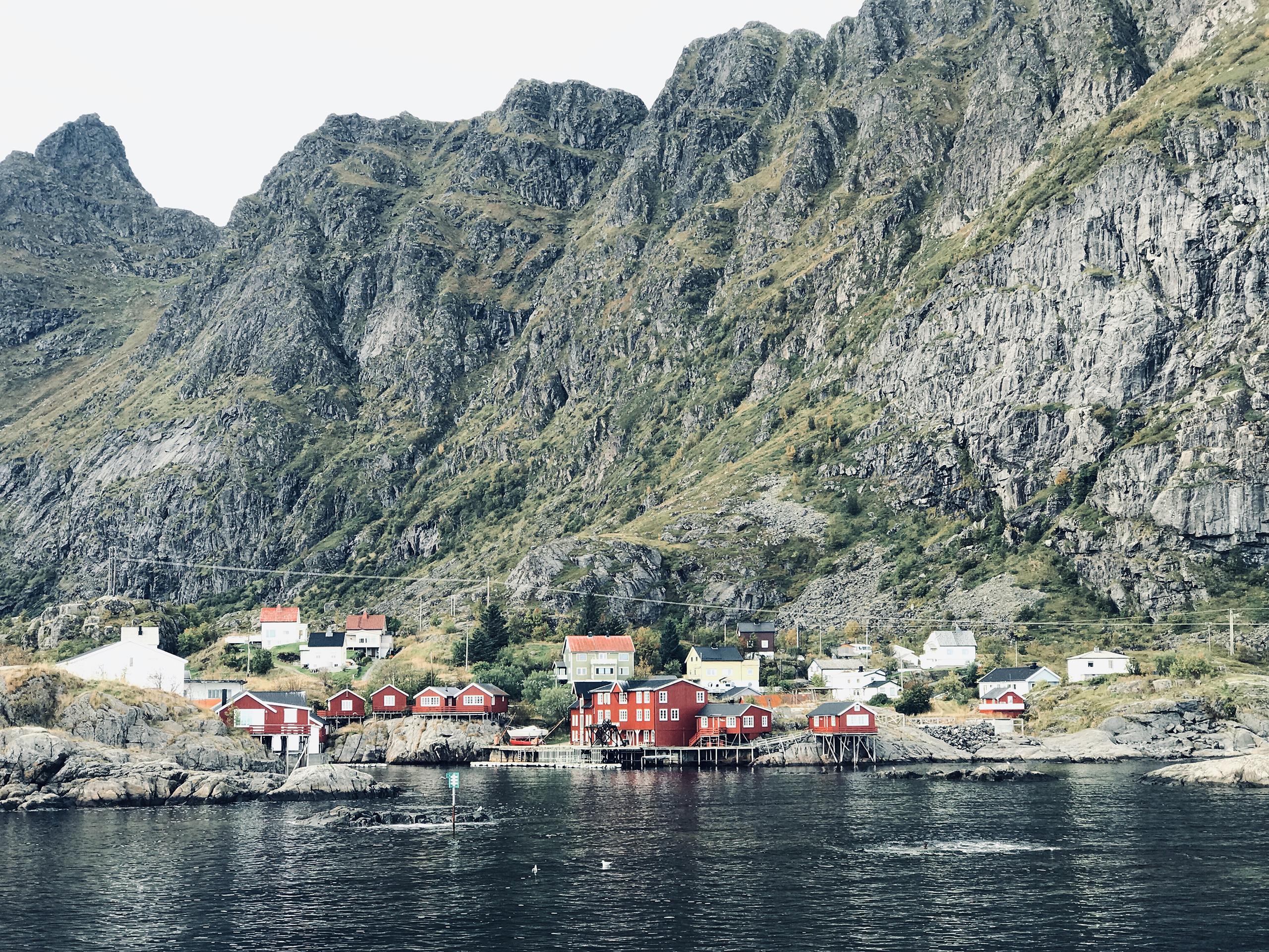 Norvegia paesaggio