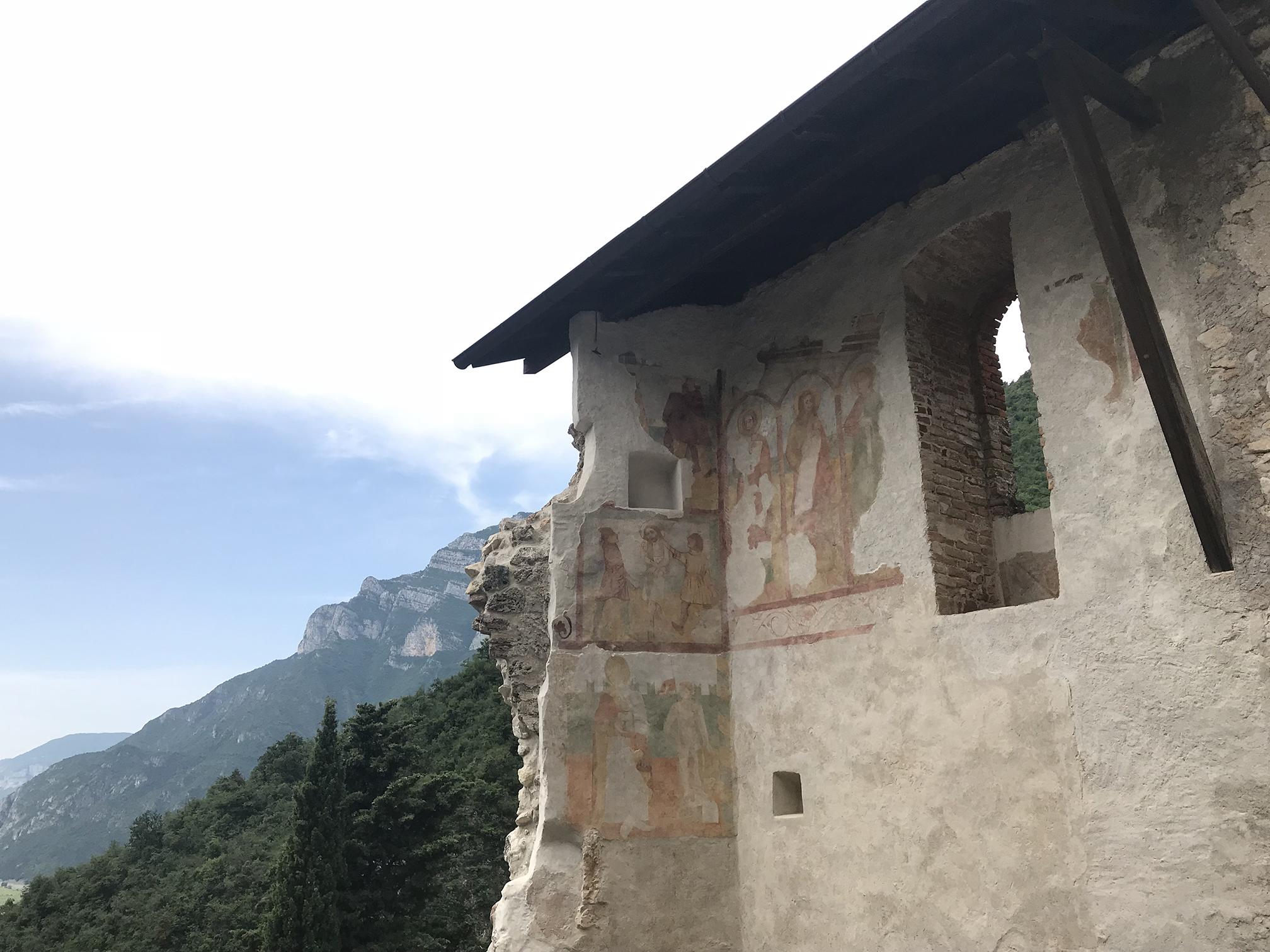 Castello-Avio-affreschi